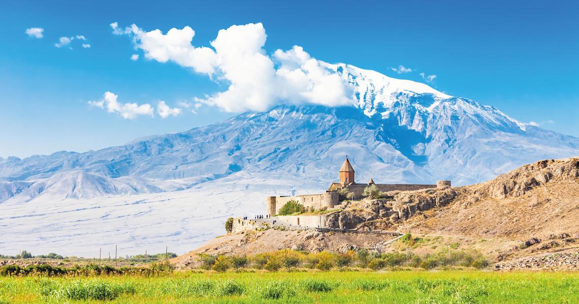 Armenien Im Schatten Des Ararat Fischer Touristik Ehrlich Personlich Direkt